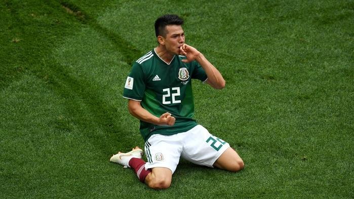 Alemanha perde para o México por 1 a 0 em estreia na Copa do Mundo
