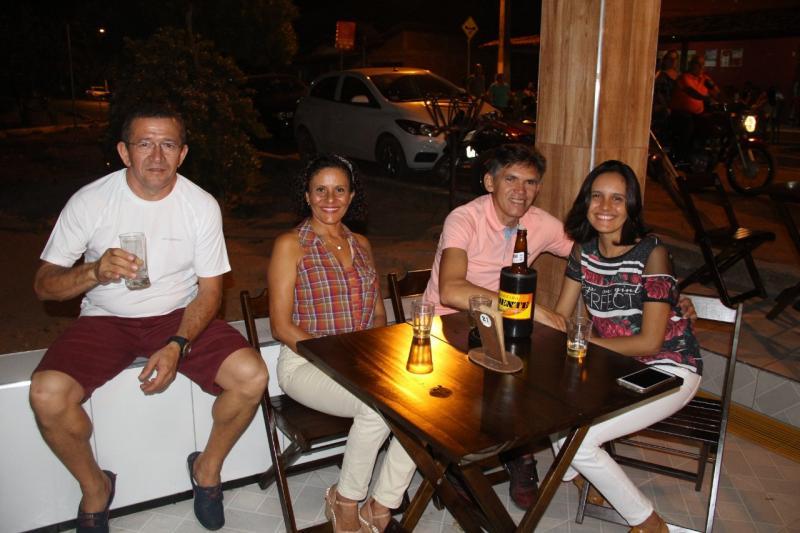Veja como foi à reinauguração do Bar da Hora em São Pedro do Piauí