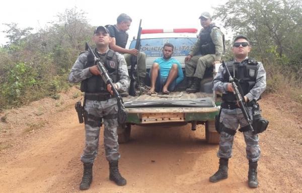 Acusado de matar homem a golpes de faca em Barro Duro Confessa Matei por 250 Reais
