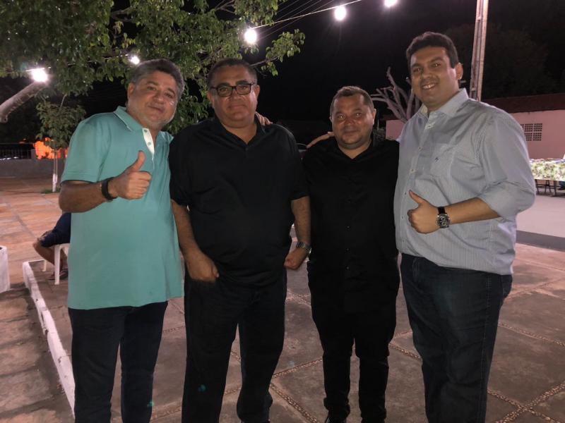 Deputado João Madison Prestigia Festejos na Cidade de São João da Serra