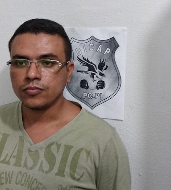 Tenente do Corpo de Bombeiros é preso acusado de estupro no PI