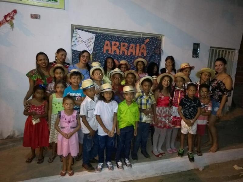 SCFV realiza Arraiá do Social em Santo Antônio dos Milagres
