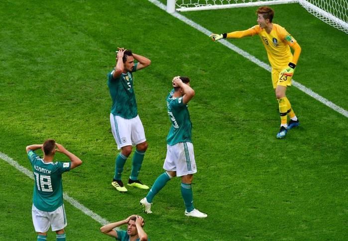 Alemanha está Está Eliminada da Copa do Mundo