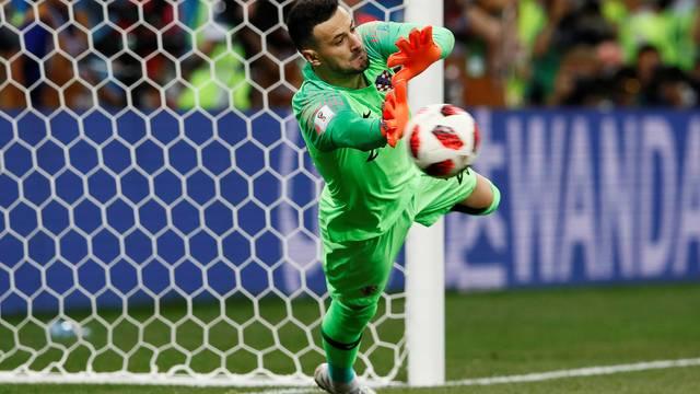 Croácia elimina Dinamarca na Copa do Mundo Na Rússia