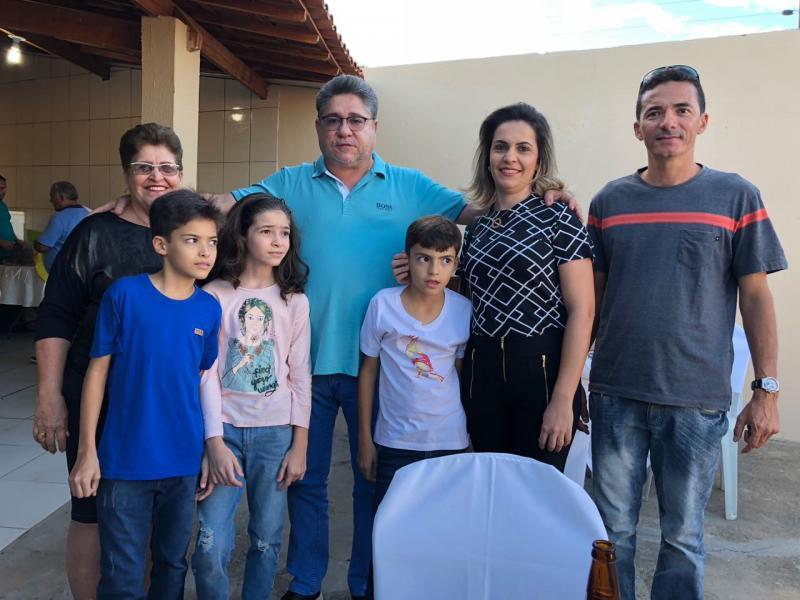 Deputado João Madison Visita Cidade de São Raimundo Nonato