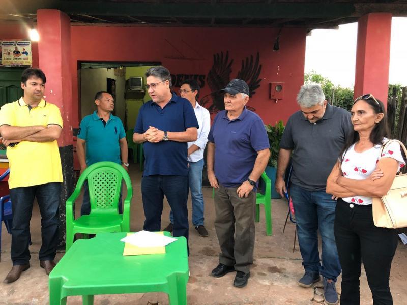 João Madison Assim Ordem de Serviço em União Piauí