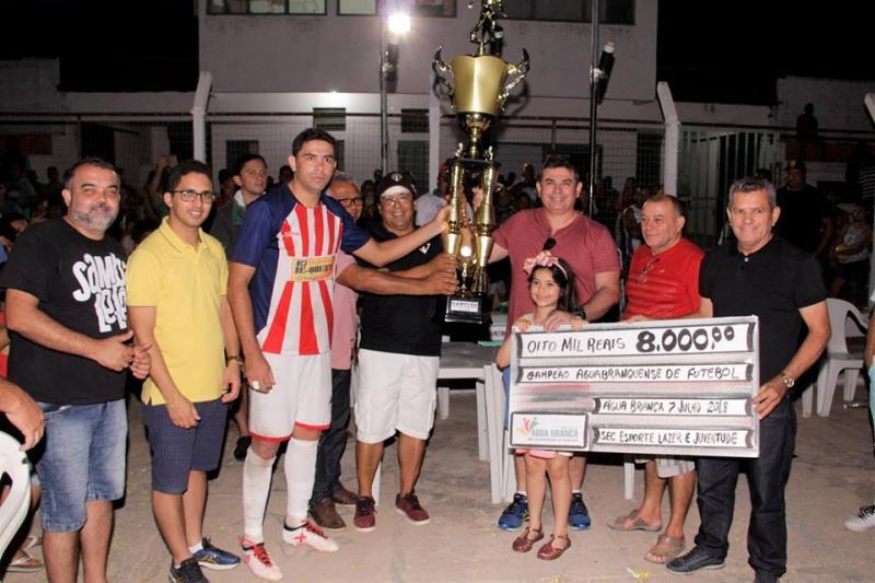 CRA Campeão do Campeonato Aguabranquense de Futebol 2018