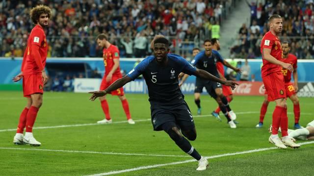 França bate a Bélgica e avança à final