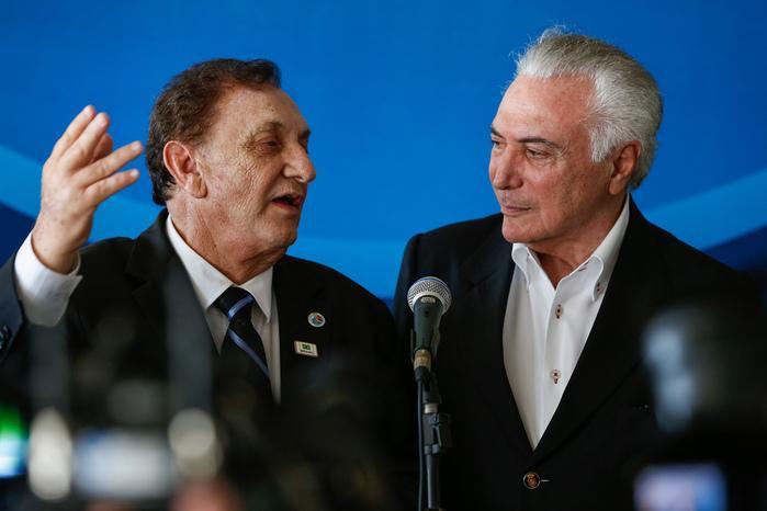 No Piauí,Temer libera R$ 52 milhões para osTabuleiros Litorâneos