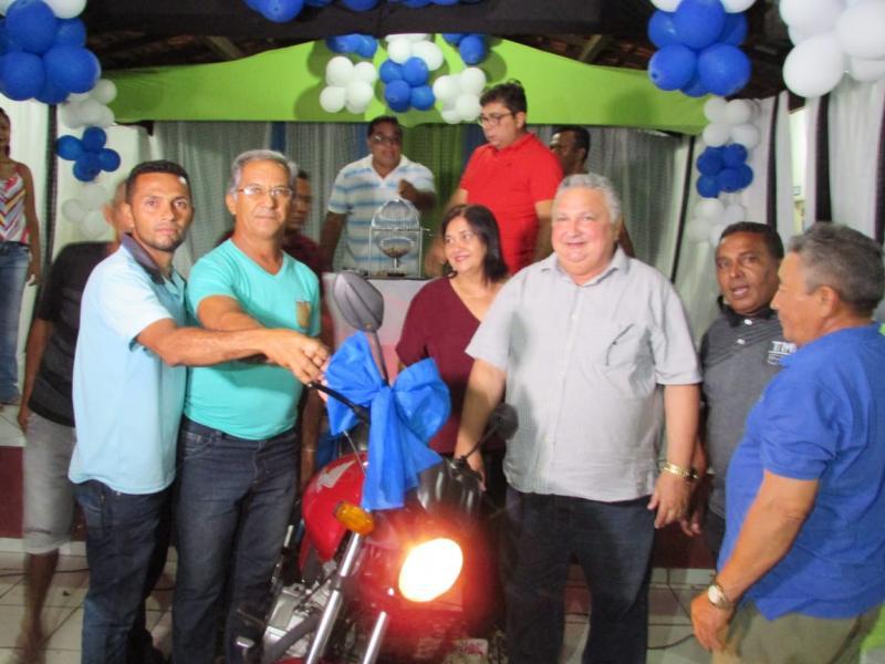 Prefeitura de Lagoinha realizou grande Festa em Comemoração ao Dia dos Pais