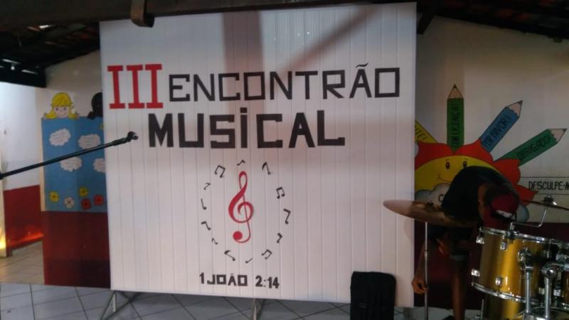 Jovens da Igreja Batista de Lagoinha realizam o III Encontrão Musical