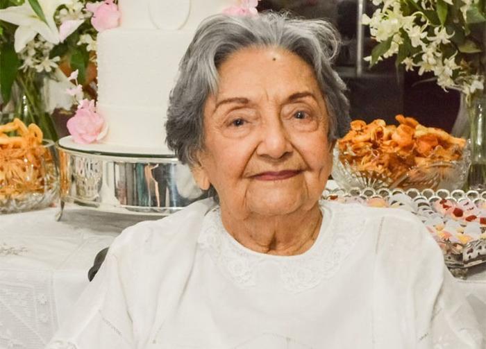 Mãe de Marcelo Castro morre aos 93 anos em Teresina