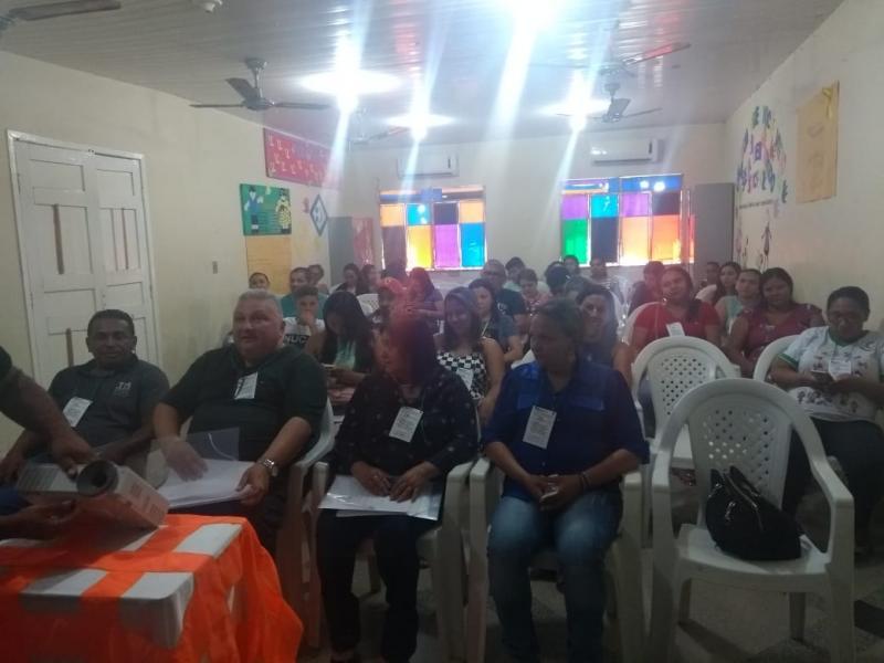 Cidade de Lagoinha Realiza Capacitação para Membros do Conselho Tutelar
