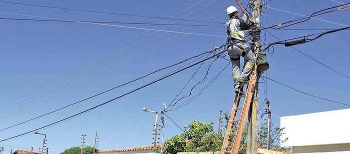 60 pessoas já foram presas por furto de energia este ano