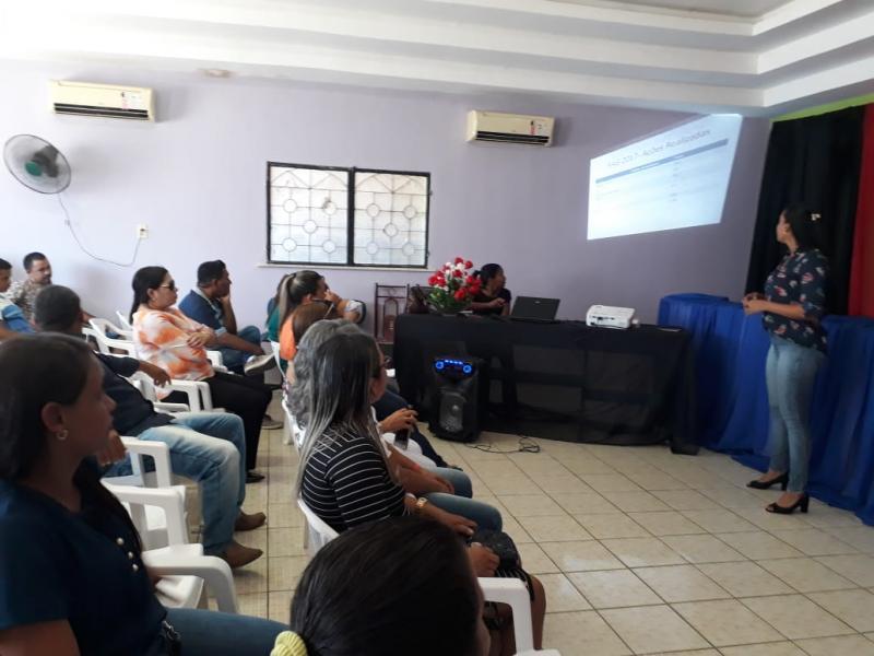 Secretaria de Saúde de Santo Antônio dos Milagres realiza Audiência Publica