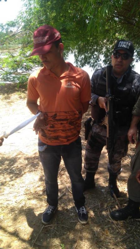 Suspeito de balear PM em tentativa de assalto a joalheria é preso