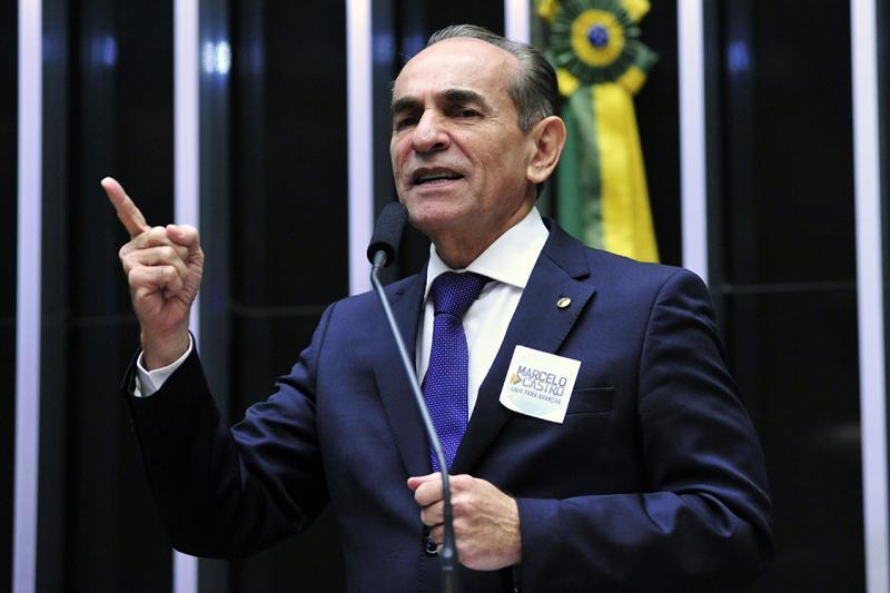 Marcelo Castro agradece W.Dias Teve segurança na minha vitória