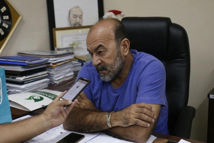 Morre o presidente da Federação de Futebol do Piauí, Cesarino Oliveira