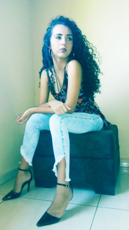 Emanuelly Lima  vai representar Cidade de Lagoinha em Concurso Garota Estudantil em Teresina