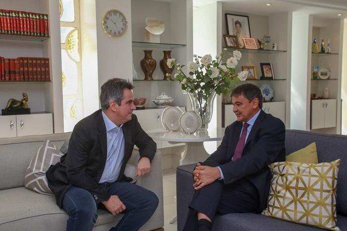Ciro Nogueira quer mudança na ALEPI: 'Themístocles já está há 14 anos'