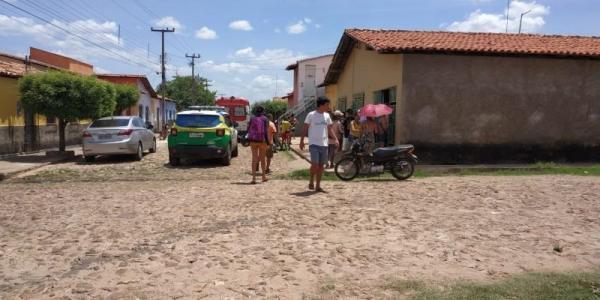 Vítima reage assalto e mata bandido em Demerval Lobão