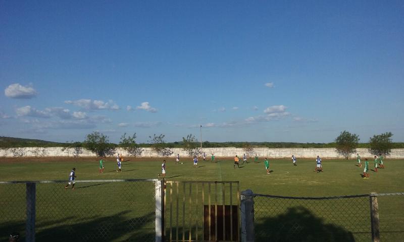 Abertura do Campeonato Municipal de Futebol de Olho D'água