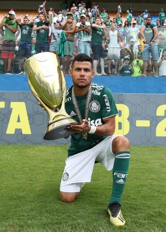 Piauiense é destaque no bicampeonato do Palmeiras Sub-20