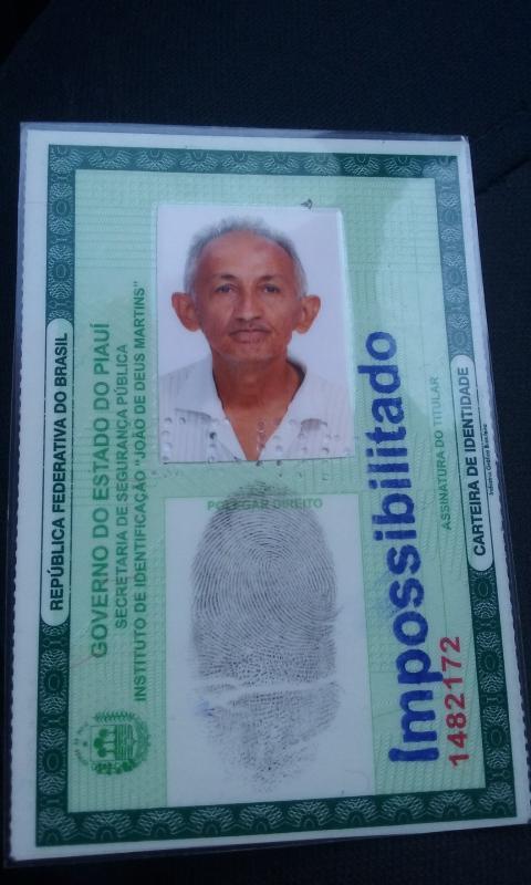 Corpo de Idoso que estava desaparecido é encontrado em Lagoinha