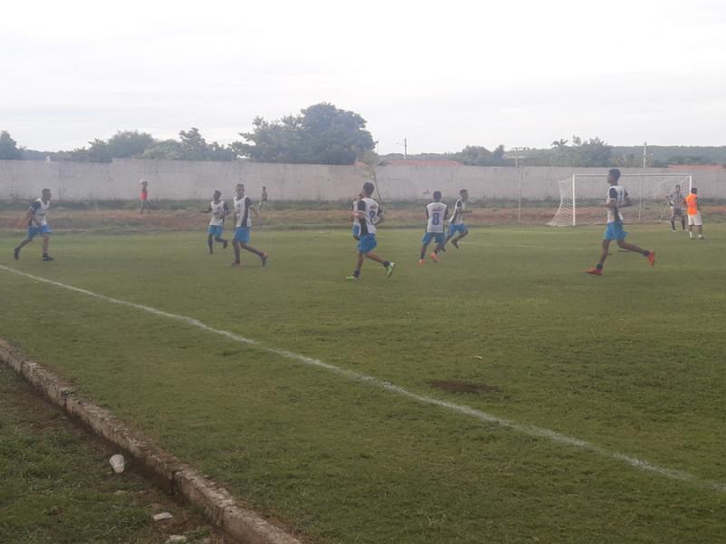 Mais dois jogos movimentaram o Campeonato de Futebol de Olho D'água Piauí no ultimo final de Semana