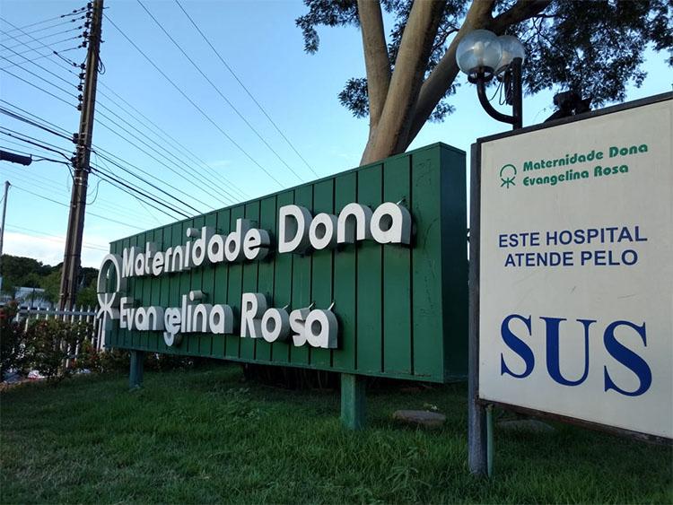 Justiça Federal determina inspeção na maternidade Evangelina Rosa após interdição