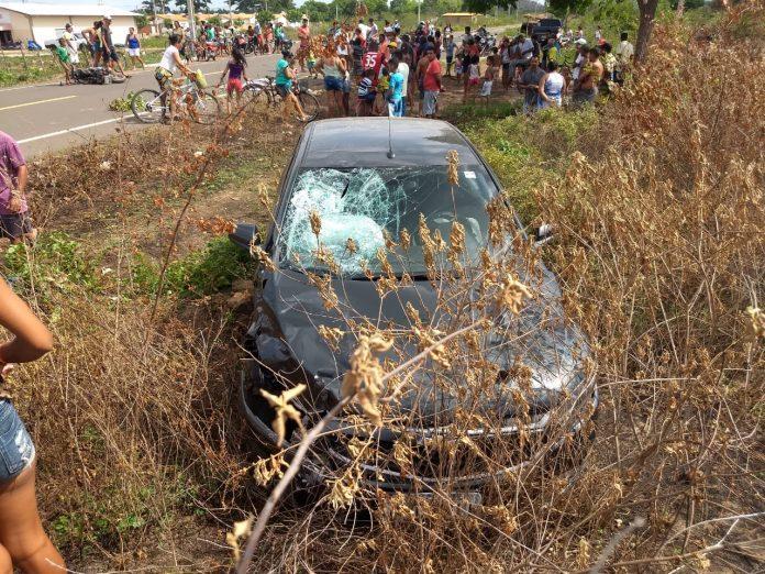 Colisão entre veículo e moto deixa homem morto na PI-112