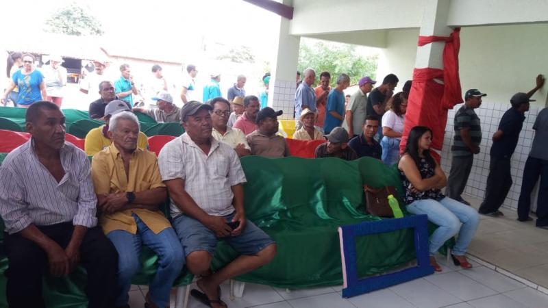 Prefeitura de Santo Antônio dos Milagres encerram atividade do Novembro Azul