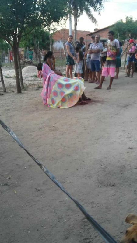 Jovem é assassinado a tiros e golpes de faca na vila Dilma Rousseff