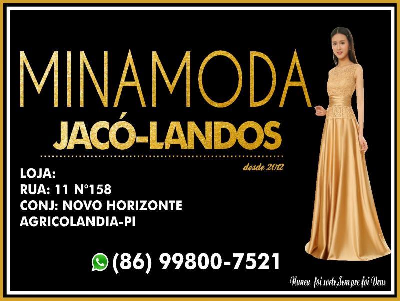 Venha conhecer as novidades da Minamoda a Loja das estrelas em Agricolândia
