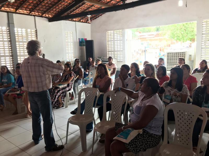 Prefeitura de Miguel Leão realizou Seminário Bebiba Lazer com Responsabilidade