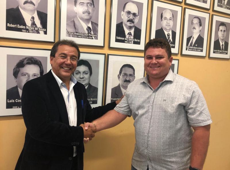 Jonas Moura é candidato Único a Presidência da APPM-PI