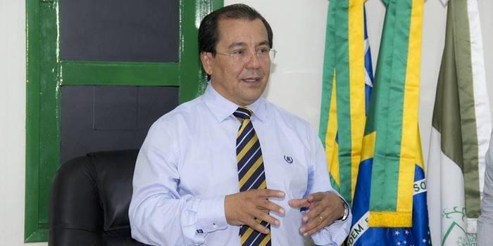 Jonas Moura Toma posse na APPM com a Presença do Presidente da CNM