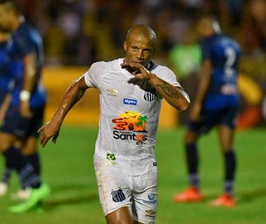 Altos é goleado pelo Santos e está Eliminado da Copa do Brasil 2019