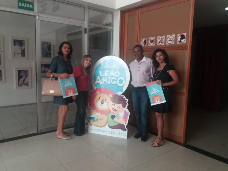 Equipe da Secretária de Assistência Social de Agricolândia