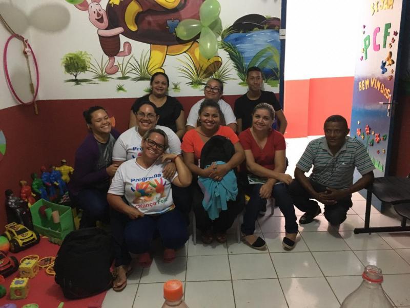 Cidade de Agricolândia é contemplada com mais uma Equipe do programa Criança Feliz