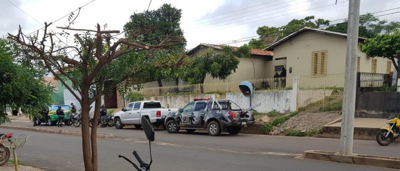 Polícia deflagra operação e prende quatro pessoas em Inhuma