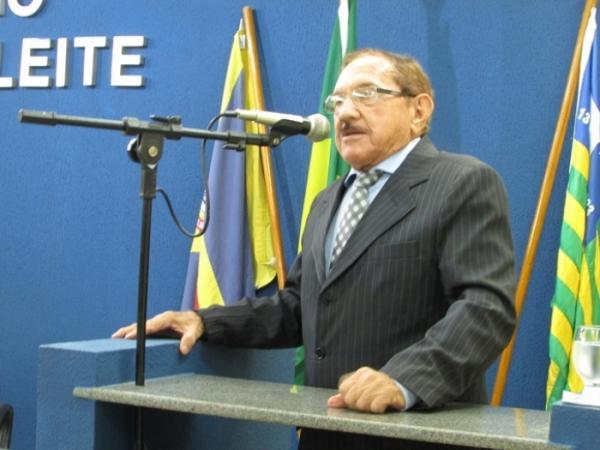 Aos 82 anos, morre o vice-prefeito Martinho Meneses em Oeiras