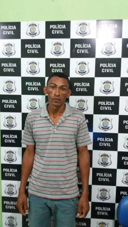 Polícia prende homem acusado de estuprar a própria filha no Piauí