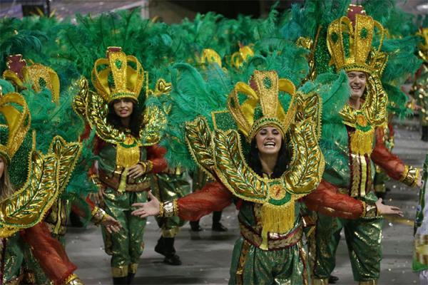 Mancha Verde é a Grande Campeã do carnaval de São Paulo