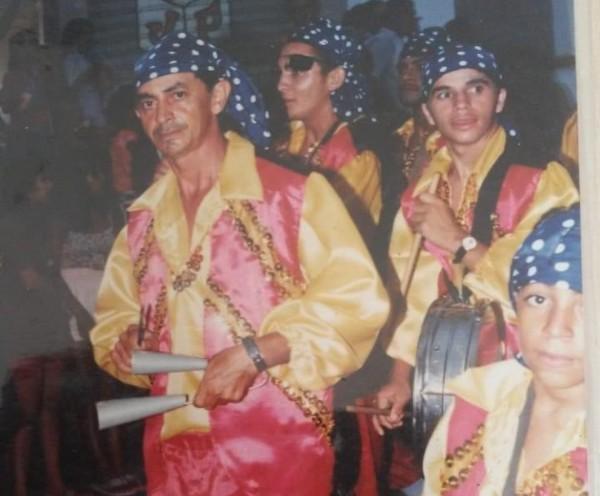 Empresário Antonio Carlos participa de retorno dos Piratas do Samba ao carnaval de Água Branca