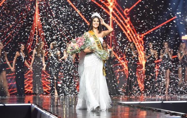 Candidata de MG é eleita a Miss Brasil 2019; piauiense fica no top 10