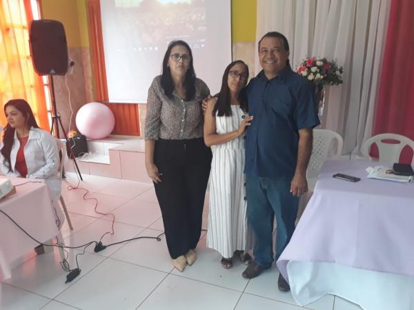 Prefeitura de Curralinhos realiza evento em comemoração ao Dia da Mulher