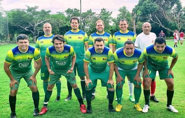 Sábado dia 16 de março grande jogo Amigos do Vander e a equipe da OAB-PI