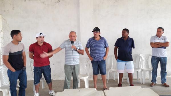 Escolinha de Futebol do Fluminense em Agricolândia