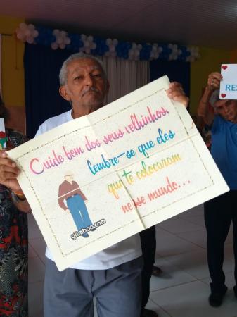 Conferência Municipal dos Direitos da Pessoa Idosa em Curralinhos